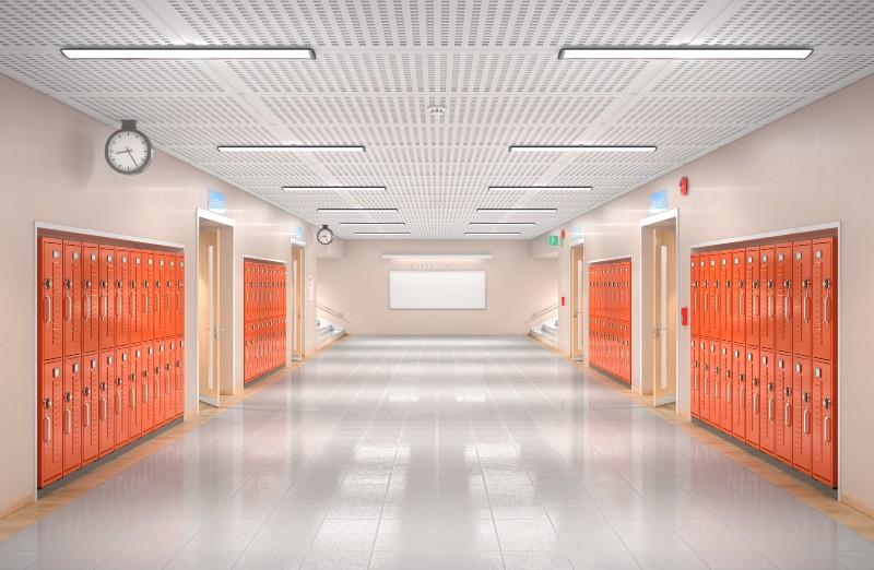 hallway-stock