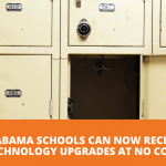 Alabama Schools Can Now Upgrade Technology Funding at No Cost to You!