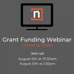 Grant Funding Webinar